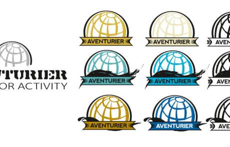 Logodesign Aventurier