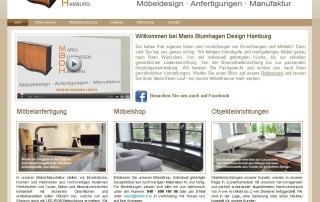 Webdesign MBDH.info