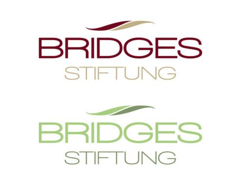 Logoentwürfe Bridges Stiftung