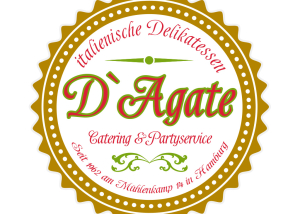 Logodesign Dagate Catering