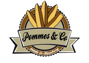 Logodesign Pommes und Co