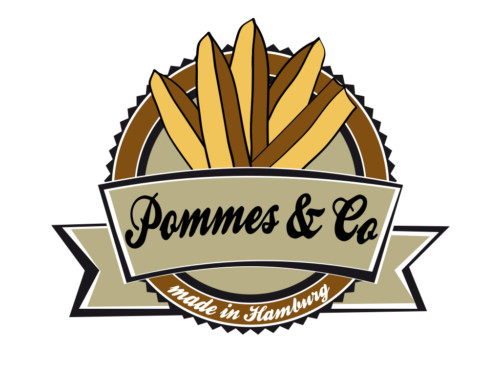 Logodesign Pommes & Co