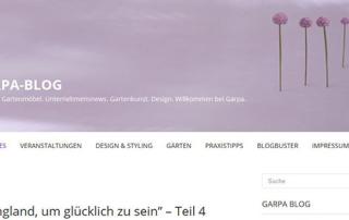 Garpa Blog