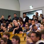 Impressionen WordCamp Hamburg 2014 - 1. Tag