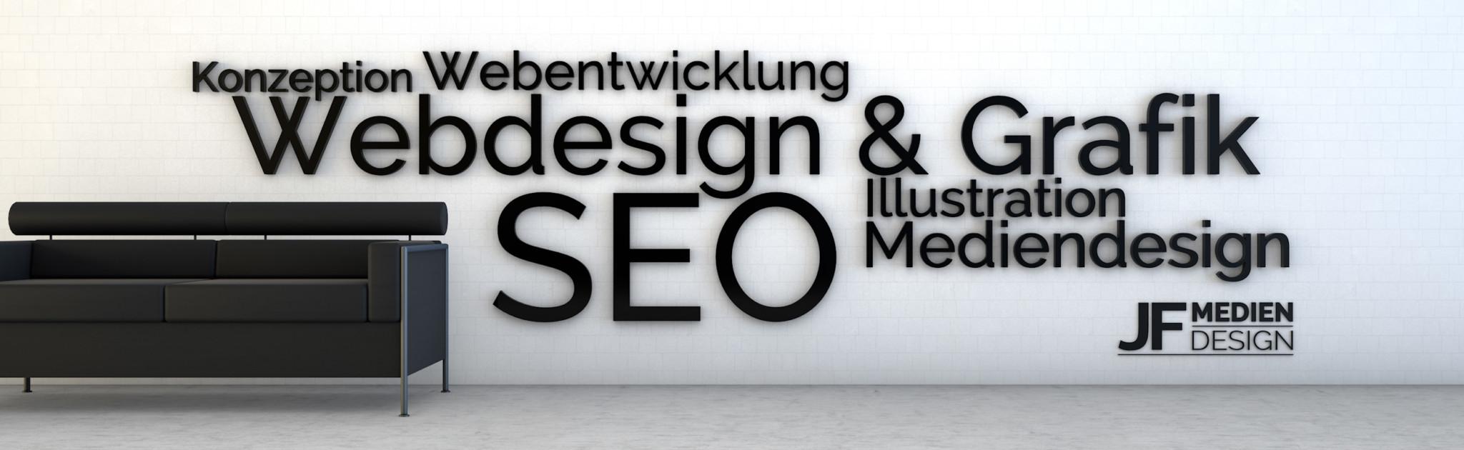 jfmediendesign - WordPress Webdesign, Grafik und Mediendesign