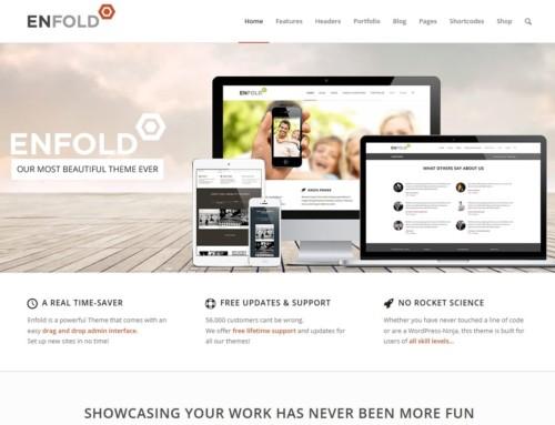 WordPress Enfold Theme – alle Einstellungen im Detail
