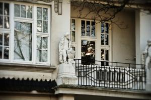 Hamburger Altbau Fassaden 02 Hamburg Fassaden - Architektur aus der Gründerzeit JF Mediendesign