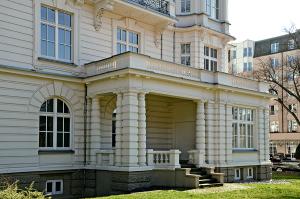 Hamburger Altbau Fassaden 13 Hamburg Fassaden - Architektur aus der Gründerzeit JF Mediendesign
