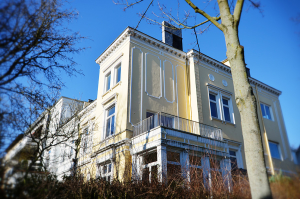 Hamburger Altbau Fassaden 18 Hamburg Fassaden - Architektur aus der Gründerzeit JF Mediendesign