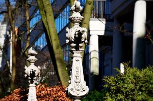 Hamburger Altbau Fassaden 20 Hamburg Fassaden - Architektur aus der Gründerzeit JF Mediendesign