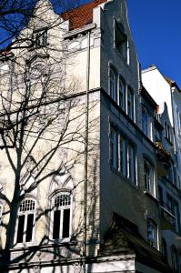 Hamburger Altbau Fassaden 22 Hamburg Fassaden - Architektur aus der Gründerzeit JF Mediendesign