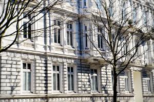 Hamburger Altbau Fassaden 23 Hamburg Fassaden - Architektur aus der Gründerzeit JF Mediendesign