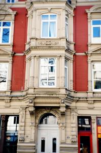 Hamburger Altbau Fassaden 24 Hamburg Fassaden - Architektur aus der Gründerzeit JF Mediendesign