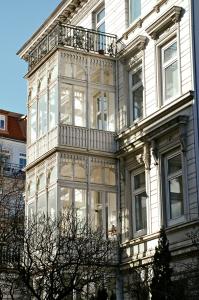 Hamburger Altbau Fassaden aus der Gründerzeit