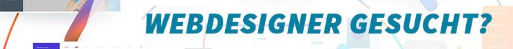 Webdesigner gesucht?