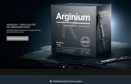 Startseite arginium.de