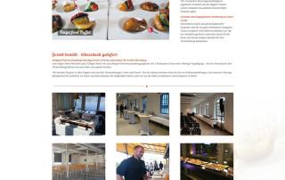 Wordpress Webdesign Antipasti Factory Hamburg