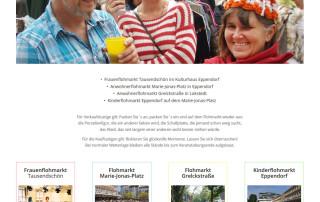 WooCommerce Onlineshop Flohmarkt Eppendorf