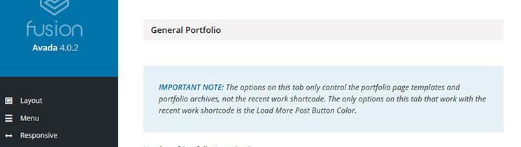 Portfolio Options