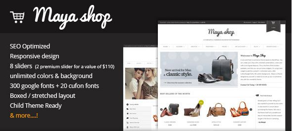Majashop WooCommerce Theme