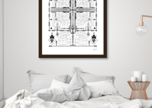 Circuit at Curioos Wall Art Shop JFM