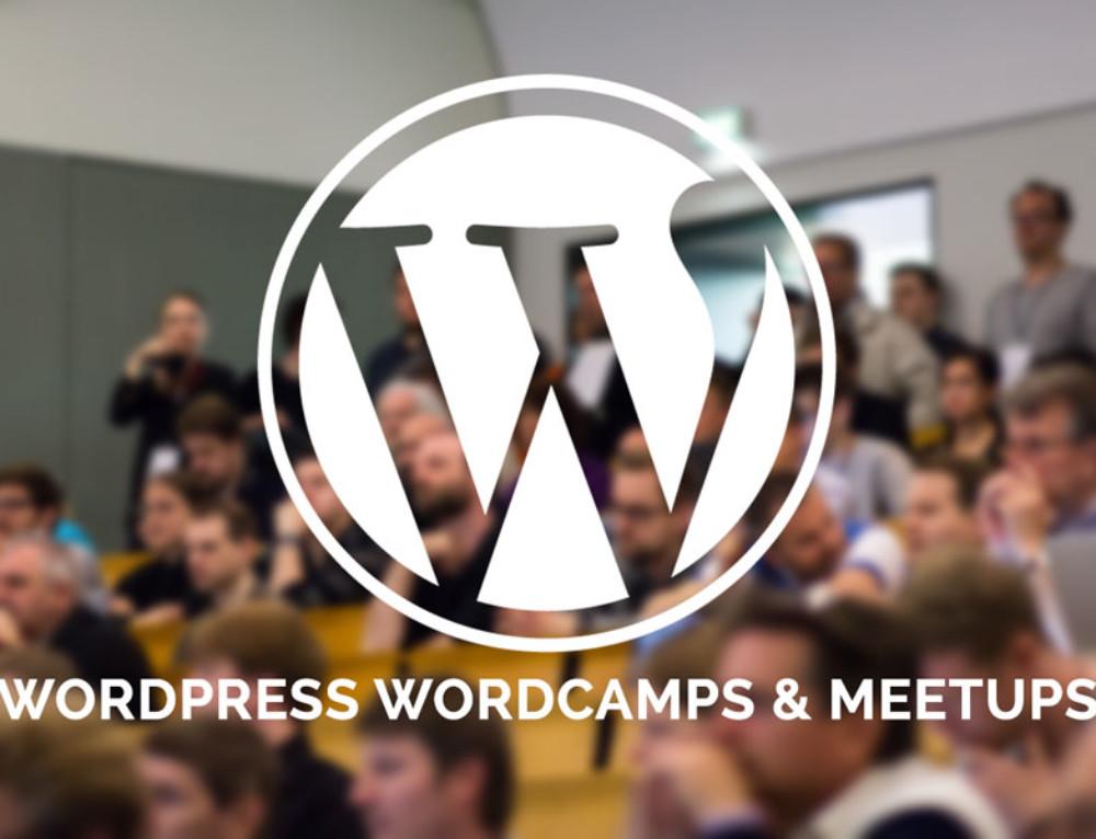 Wordcamps und lokale Meetups