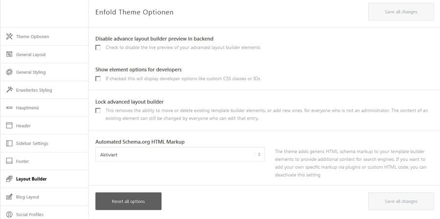 Enfold Theme-Options-Tab fuer den Layout Builder