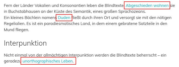 Interne verlinkungen Wordpress OnPage SEO Webdesign Hamburg | JF Mediendesign