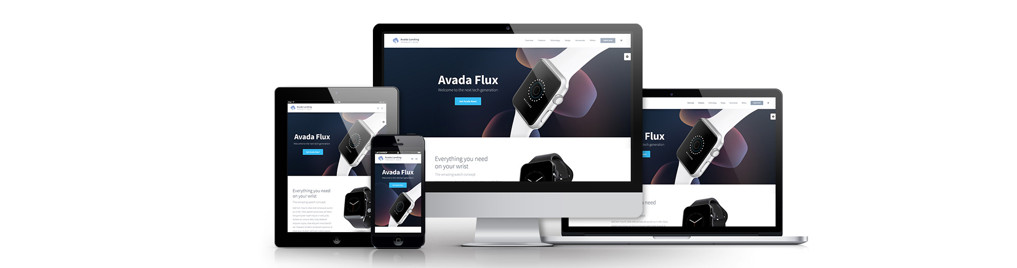 Avada Webdesign JF Mediendesign