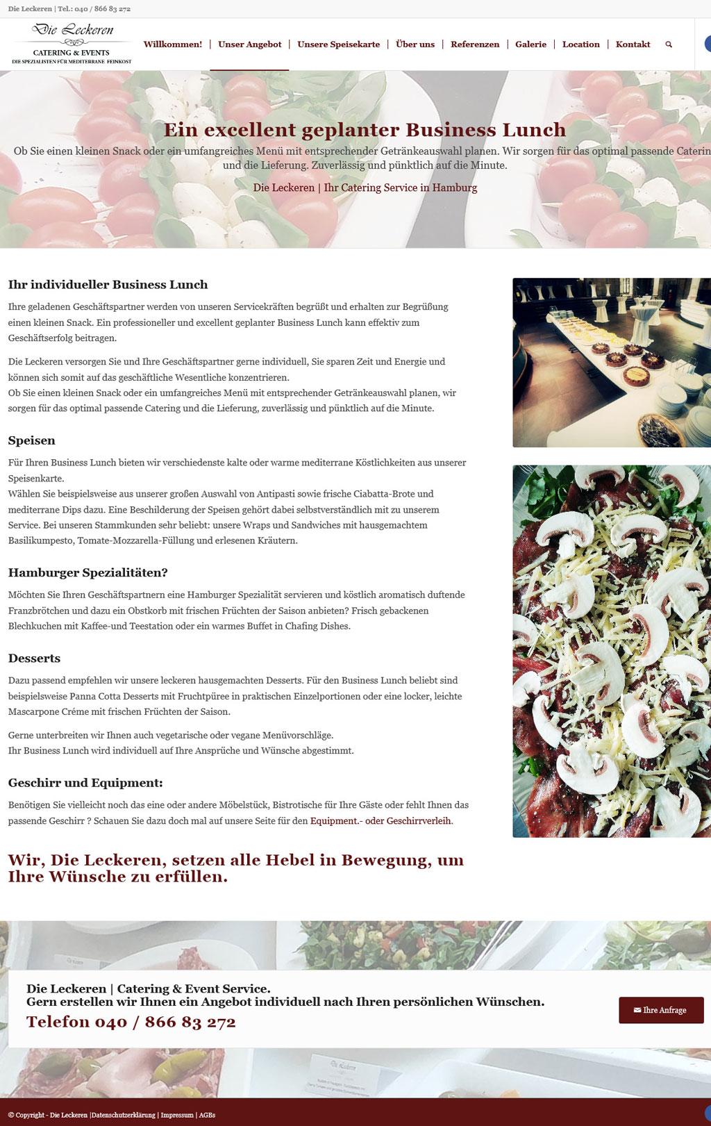 Webdesign dieleckeren.com