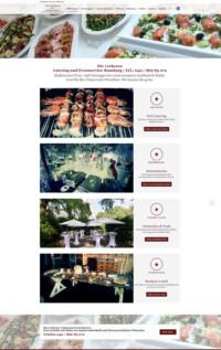 Die Leckeren - Webdesign Relauche