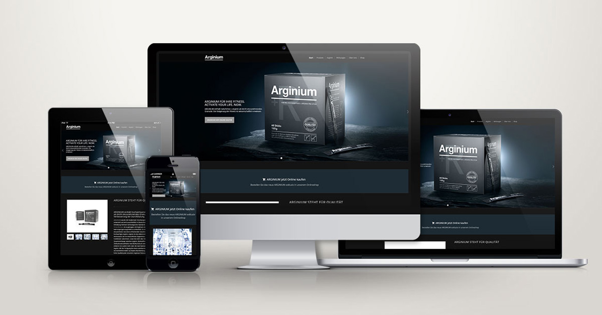 Professionelle Webseiten | JF Mediendesign