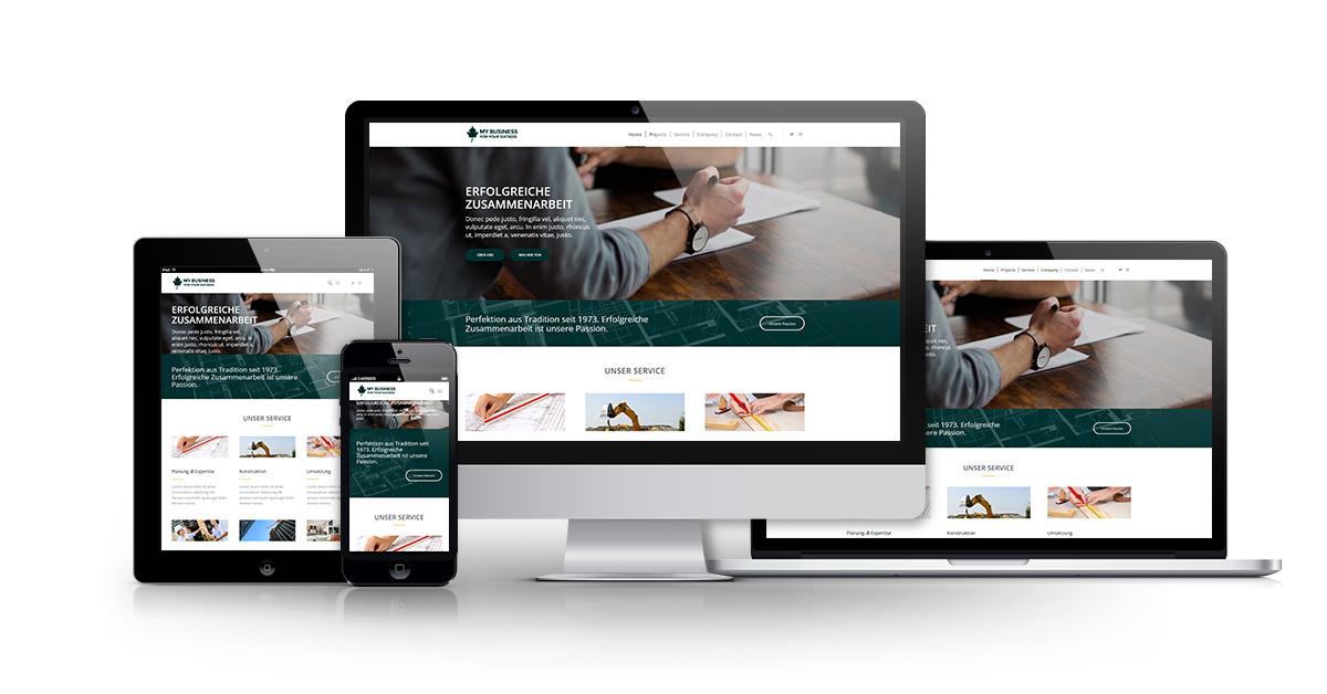 Webdesign JF Mediendesign