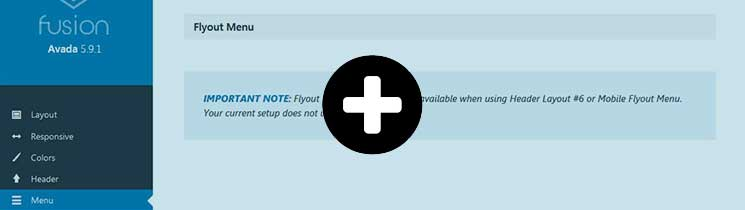 Flyout-Menu-Avada-Theme-Options