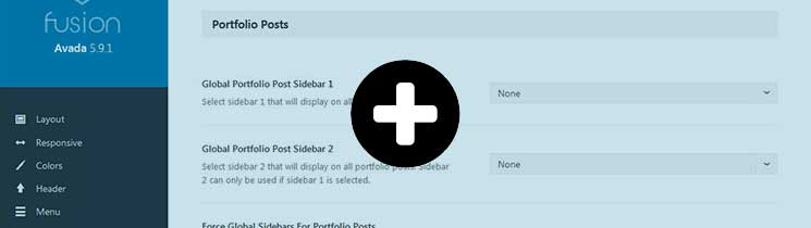 Sidebars-Portfolio-Posts-Avada-Theme-Options