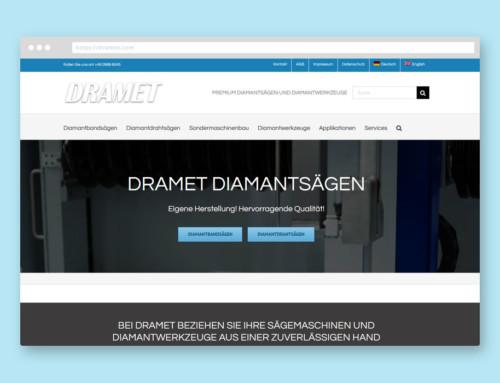 DRAMET – SEO und Contentmarketing
