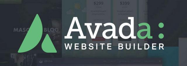 Avada Webdesign und Anpassungen