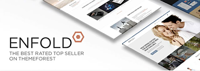 Enfold Theme Webdesign