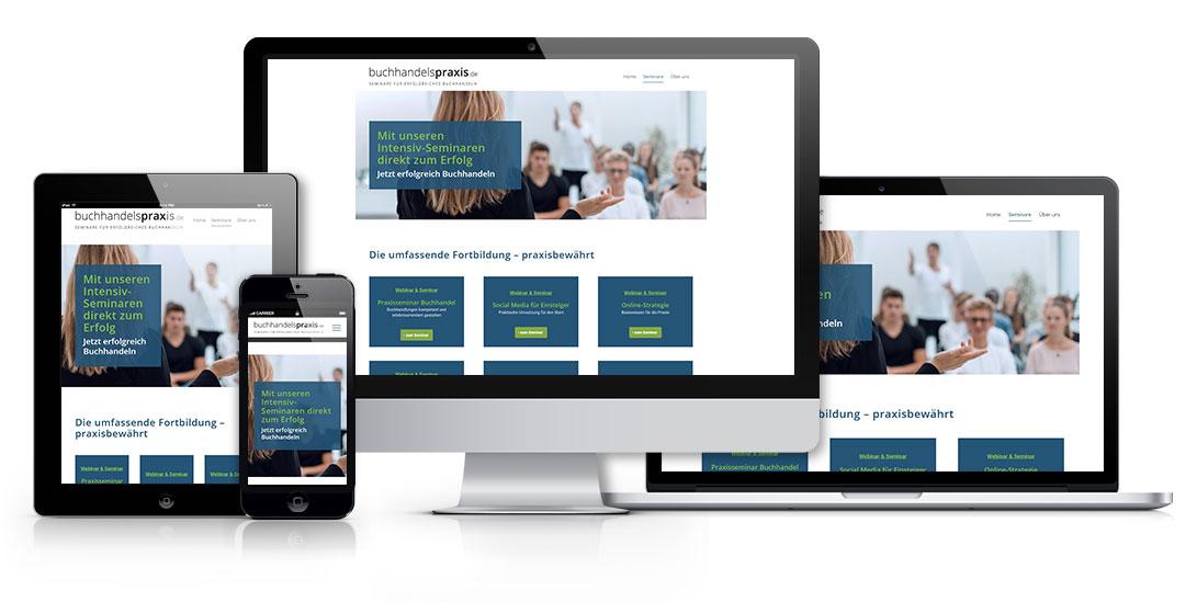 WordPress Webdesign Service