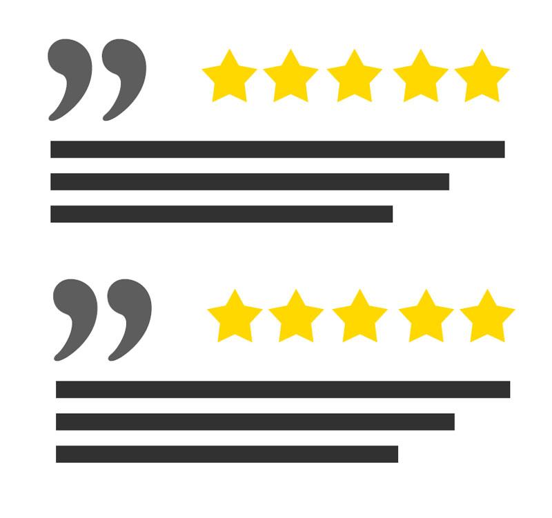 Local SEO - Google Bewertungen erhalten